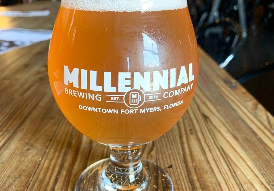 millenial brewing